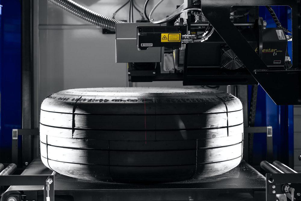 Laser Markier System