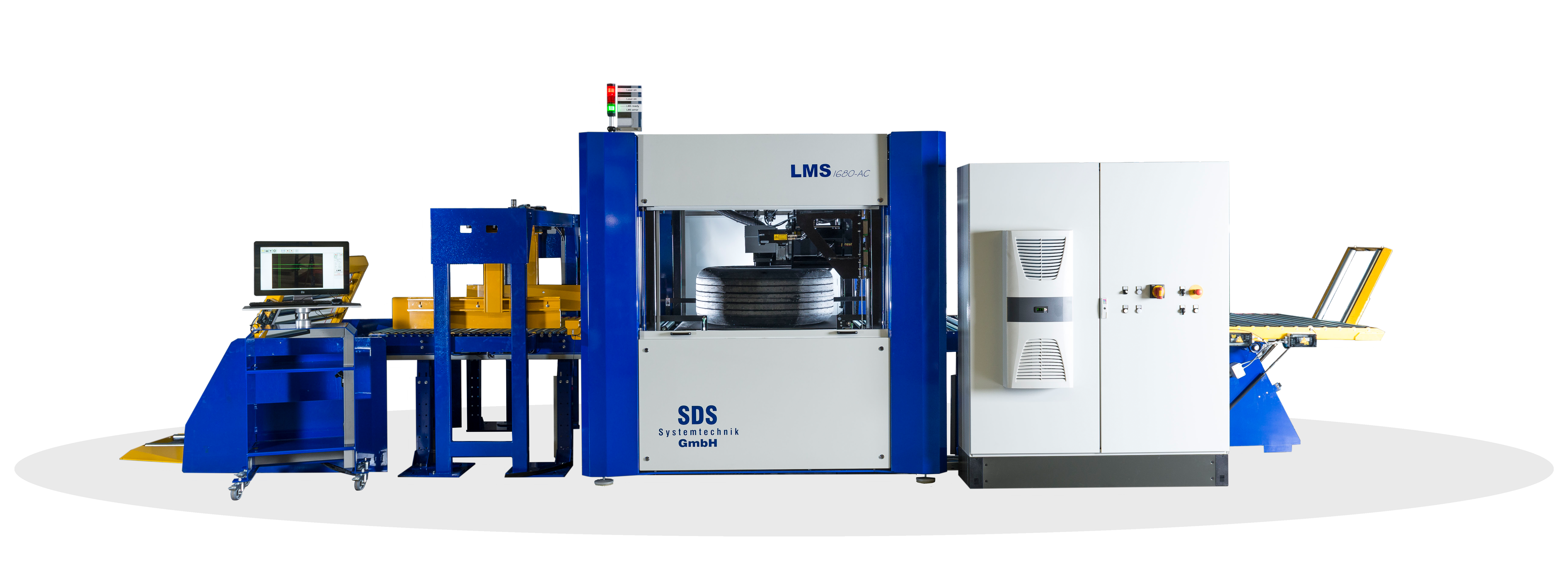 SDS Systemtechnik – LMS (Laser Marking System)