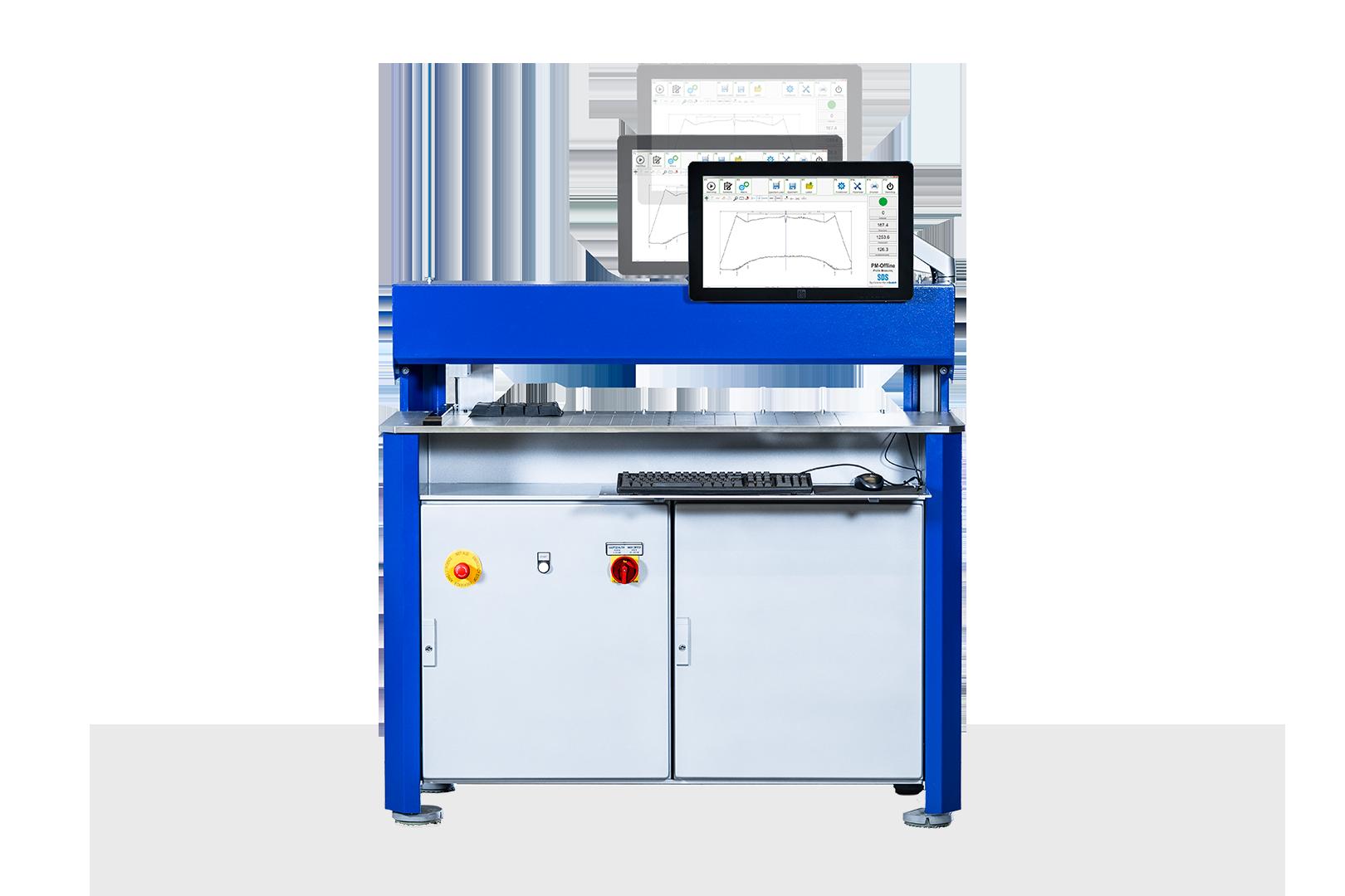 SDS Systemtechnik – PM-Offline (Laser profile measurement )