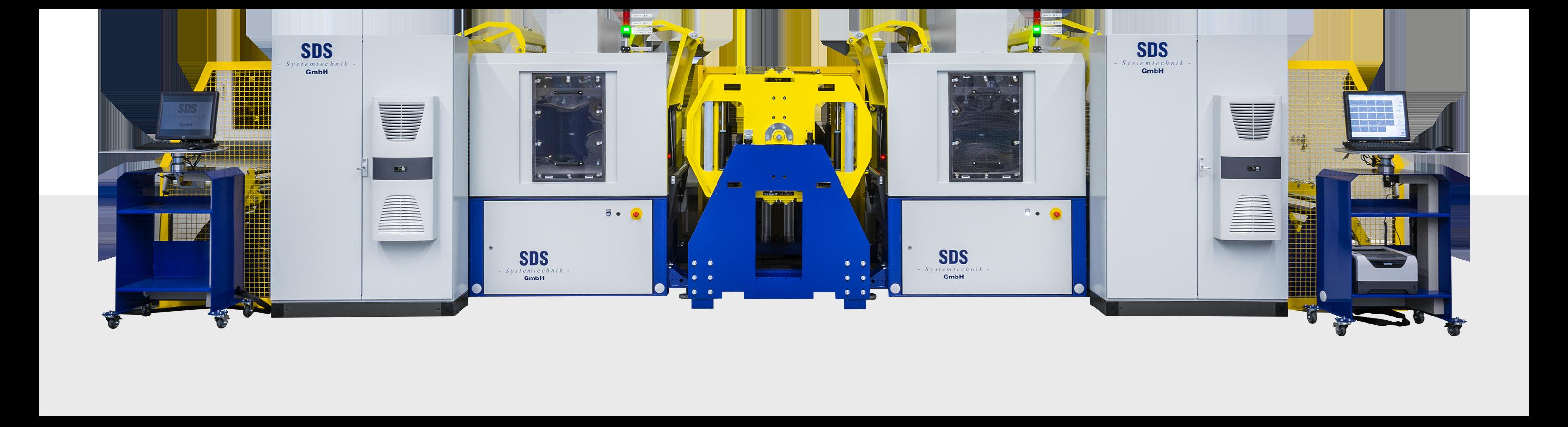 SDS Systemtechnik – ITT-Twin (Interferometric Tire Tester)
