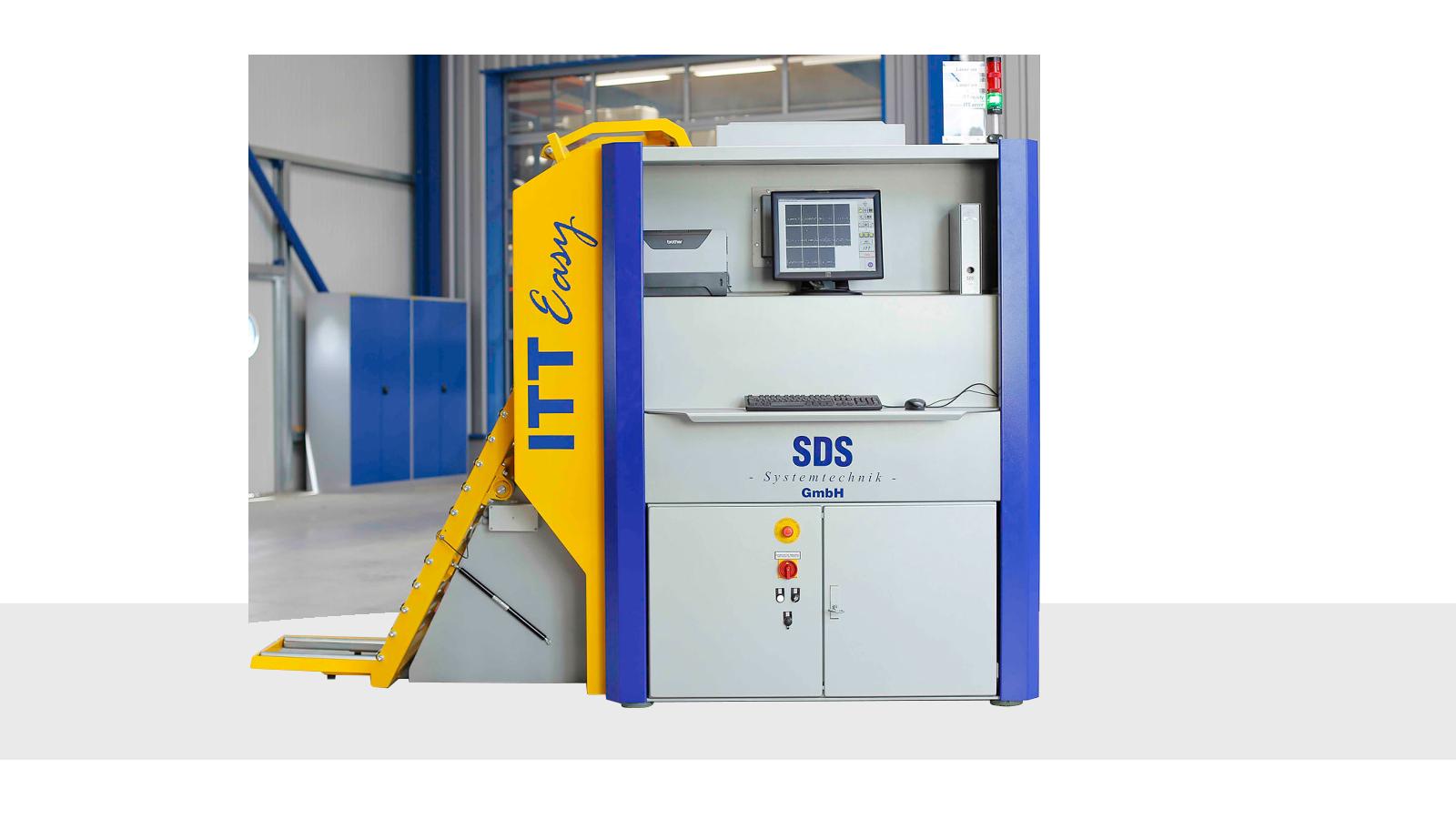SDS Systemtechnik – ITT-Easy® (Interferometric Tire Tester)