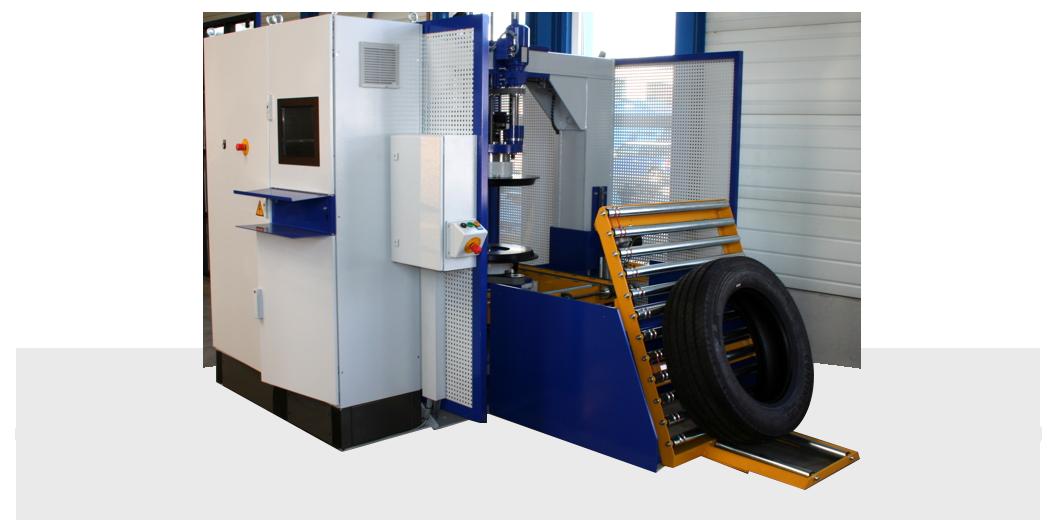 SDS Systemtechnik – PTS (Pressure Test System)